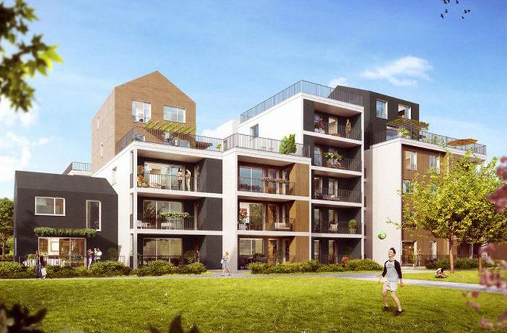 appartements neufs en vente sur duneuf.fr à Bègles pour investir défiscaliser ou habiter