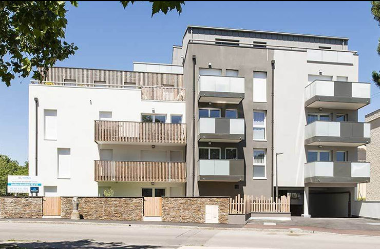 appartements neuf à vendre à Saint-Herblain pour investir défiscaliser ou habiter en PLS ou en Pinel