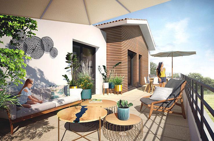 appartements neufs en vente à Villenave d