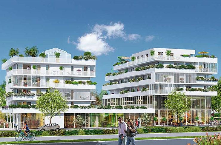 appartements neufs à vendre à Saint-Herblain pour y vivre ou pour investir en loi Pinel