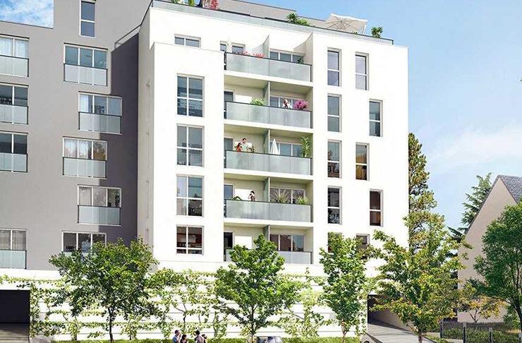 appartements neufs livrés en vente pour habiter ou investir en prêt locatif accession ou en Loi Pinel