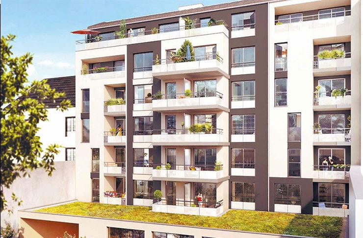 immobilier appartements neufs à vendre à Nantes