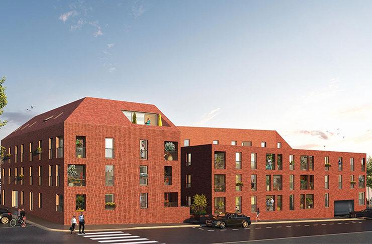 appartements neufs à vendre à Nantes Saint Joseph de Porterie