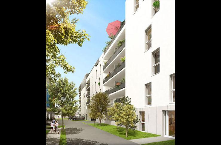 appartements neufs à vendre à Saint Nazaire pour investir ou habiter