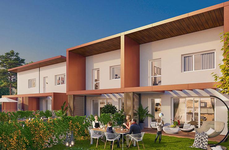 appartement neuf à vendre à Bassens