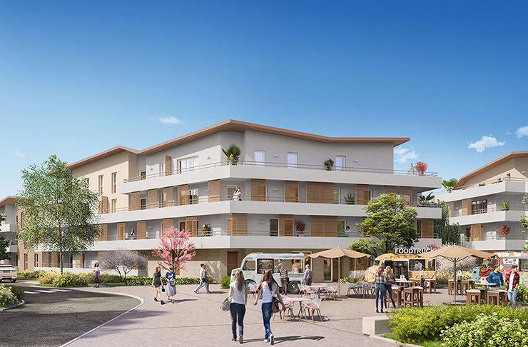 appartement neuf à vendre Bassens Nouvelle-Aquitaine
