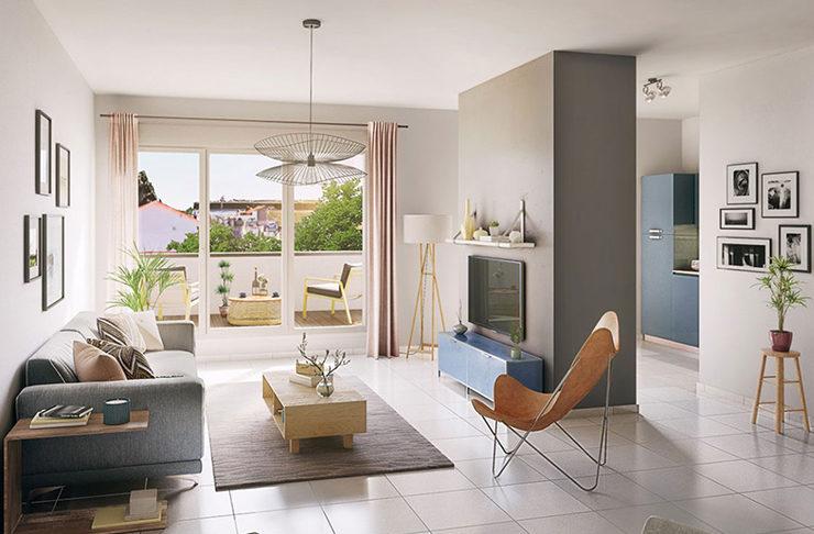 appartements neufs Bègles gironde achat immobilier investissement locatif