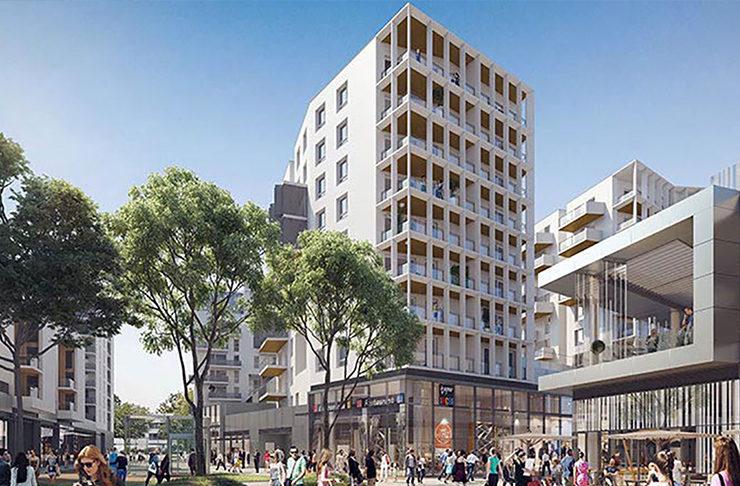 appartement neuf Bordeaux Maritime achat immobilier neuf investissement locatif