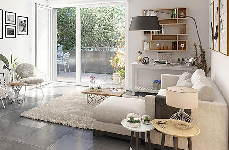 intérieur appartement neuf décoration simulation achat immobilier investissement locatif