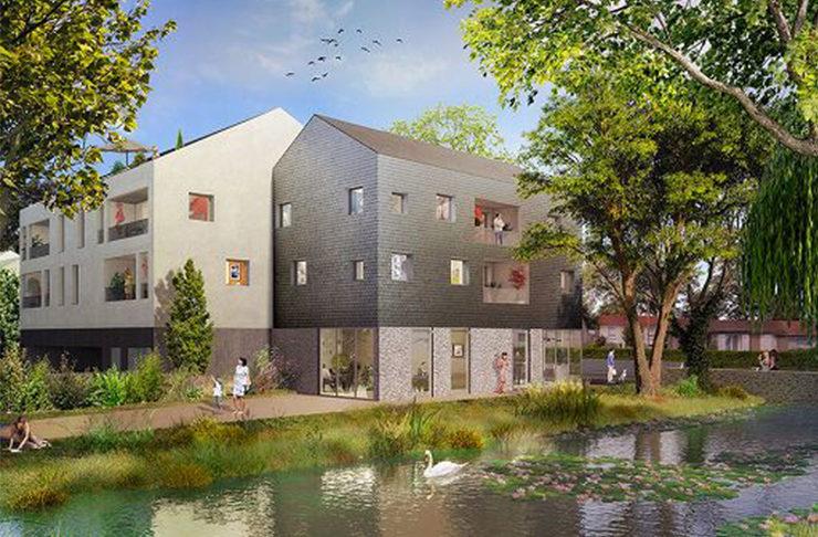 Appartements neufs Haute Goulaine Pays de la loire