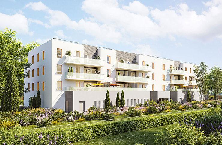 achat immobilier neuf investissement locatif Mérignac