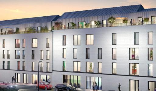 programme immobilier neuf nantes saint clément appartements achat immobilier