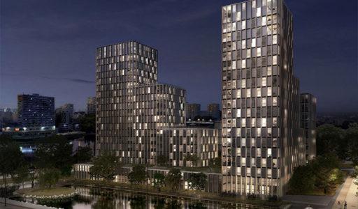 apartements neufs à vendre Ile de Nantes Ile de Beaulieu