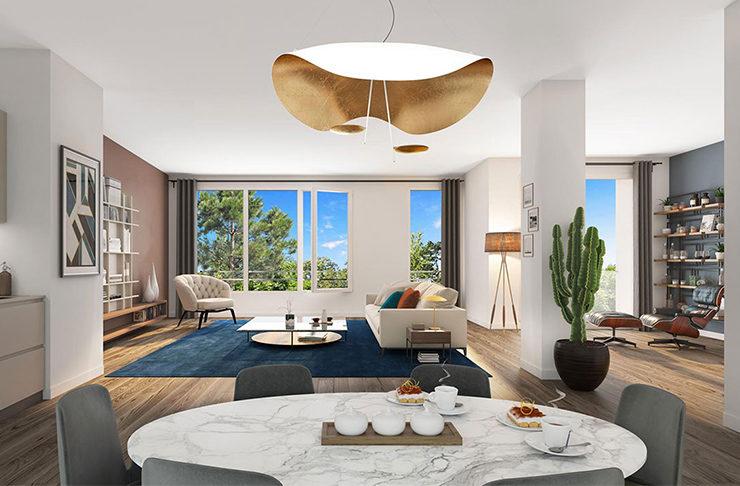 salon programme immobilier neuf nantes appartement achat vente Dervallières-Zola
