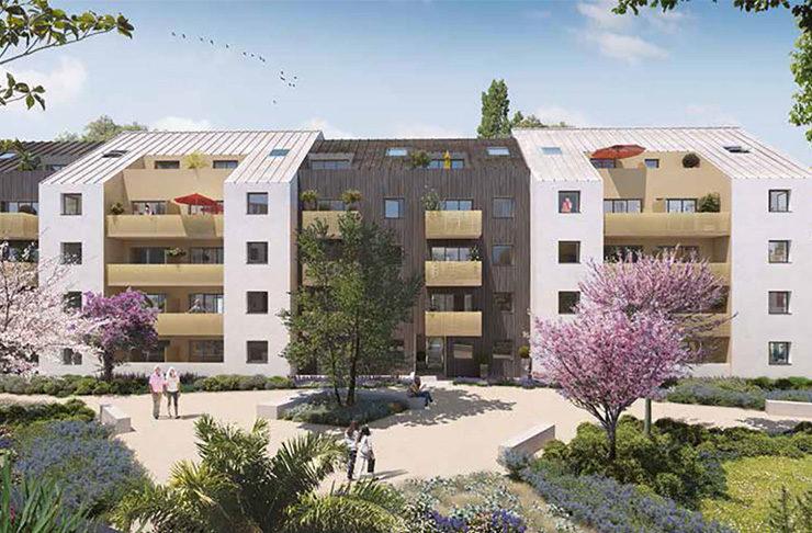 appartements neufs à vendre Nantes Saint-Donatien immobilier neuf investir investissement locatif