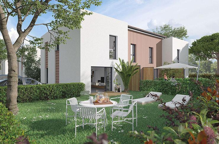 appartements neufs en vente à Parempuyre Loi Pinel Investissement locatif ou résidence principale