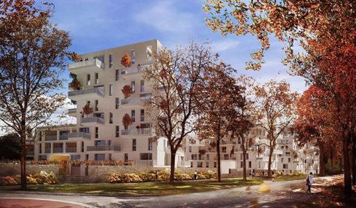 programme immobilier neuf appartements du 2 au 5 piècessaint herblain