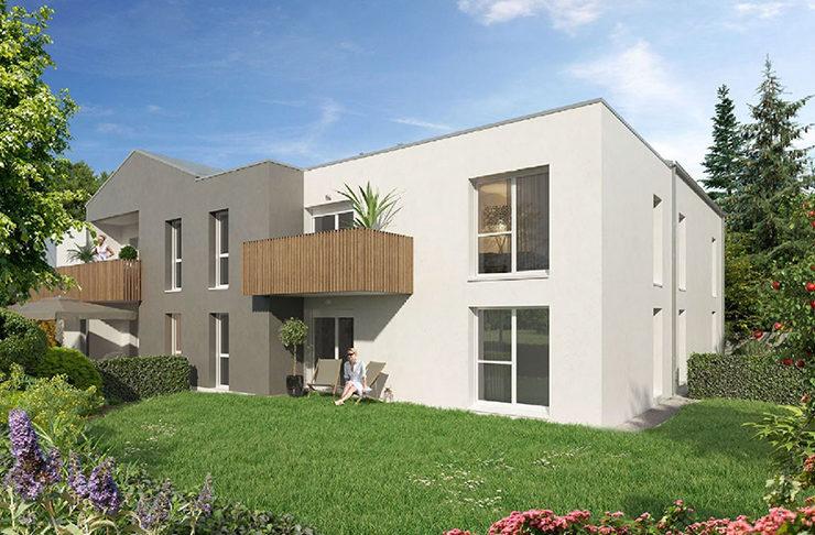 appartements neufs à vendre à Saint-Nazaire
