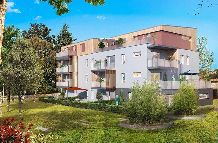 appartements neufs à vendre à Saint-Herblain