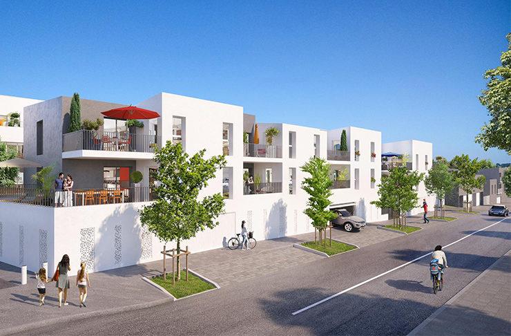 programme immobilier neuf en loi pinel ou pour habiter à Saint Nazaire