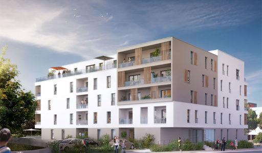 achat immobilier vente d'appartements neufs à Saint Nazaire par le Courtier en Immobilier Neuf DuNeuf.fr