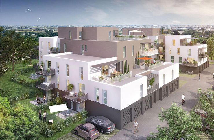 Saint-Nazaire appartements neufs à vendre pour investir ou habiter
