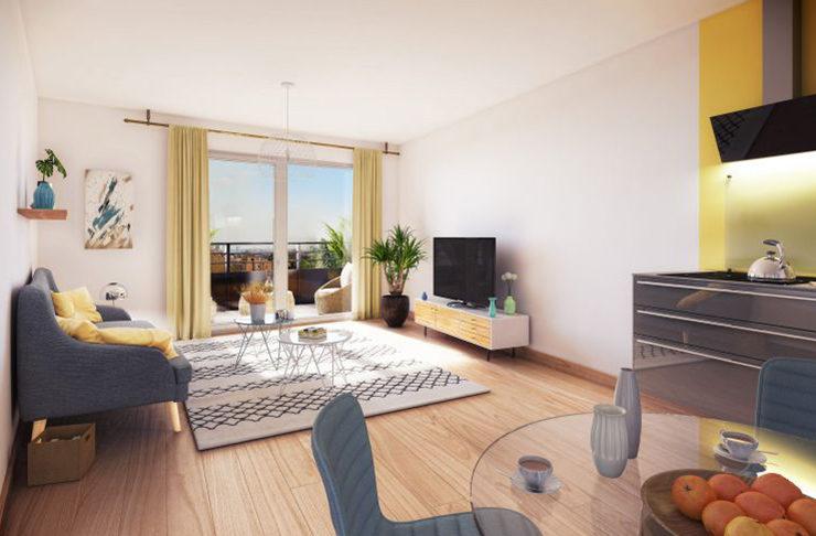 appartements neufs à vendre à Nantes Saint-Jacques