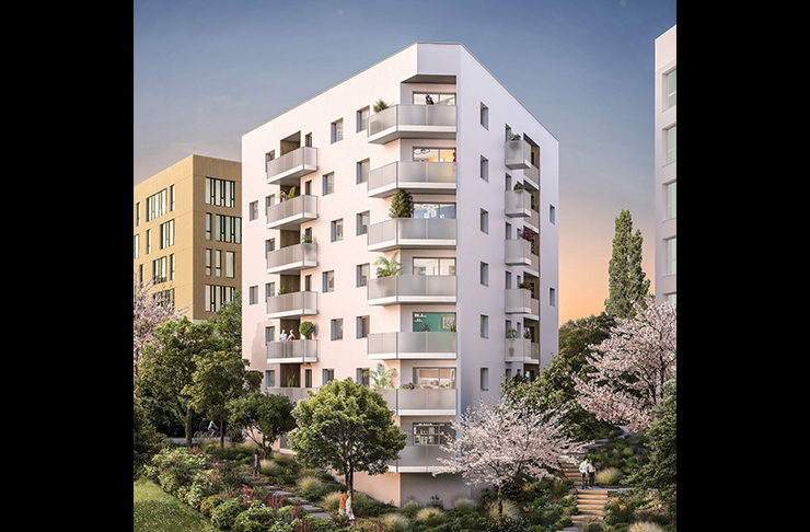 ACHAT APPARTEMENT NEUF NANTES ERDRE CHANTRERIE